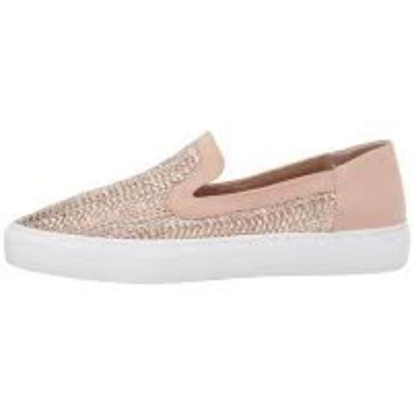 c015f8f017a Steve Madden Pink Kenner Slip On Sneaker Size 7